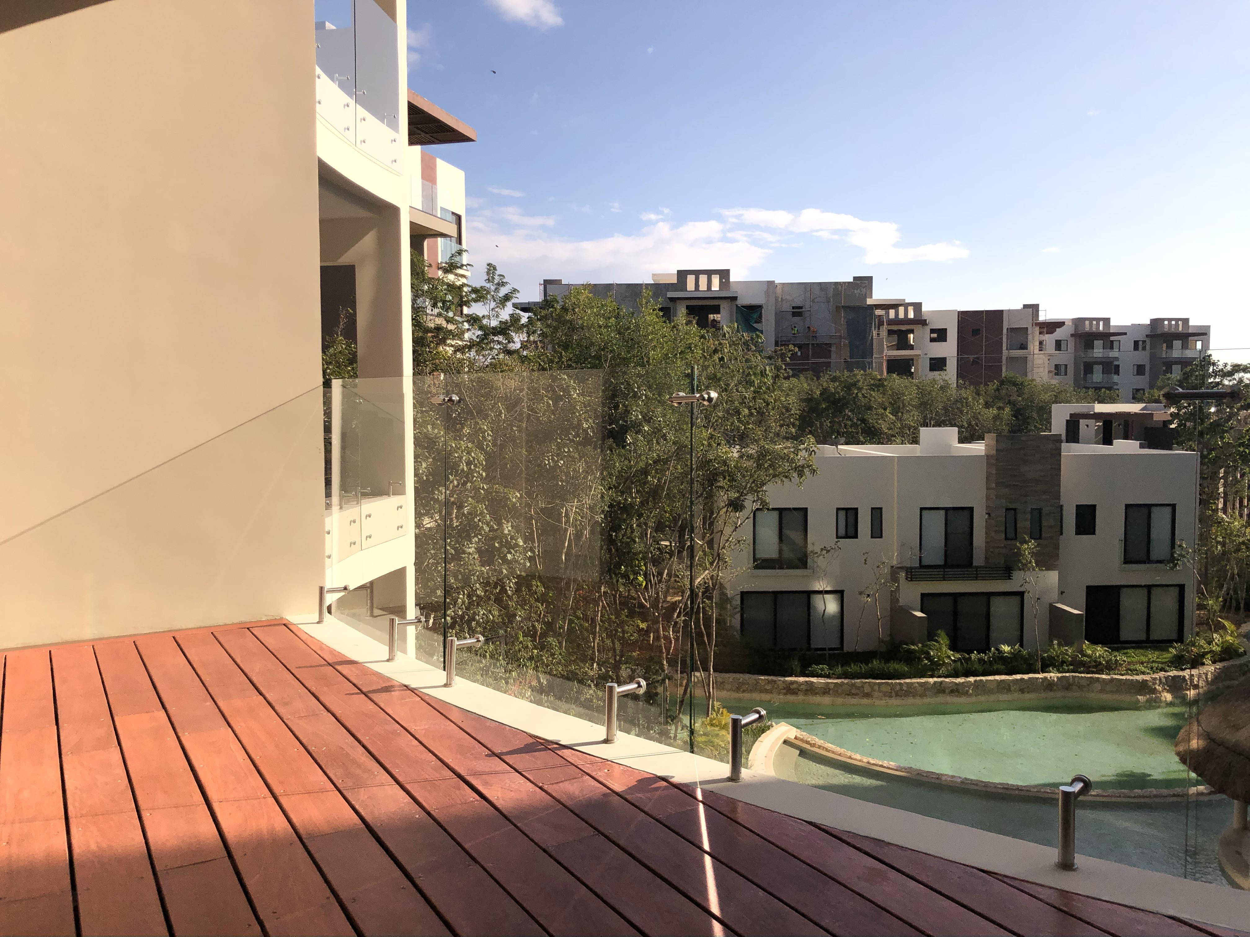 Se vende bello departamento en condominio en Ciudad Mayakoba, Riviera Maya
