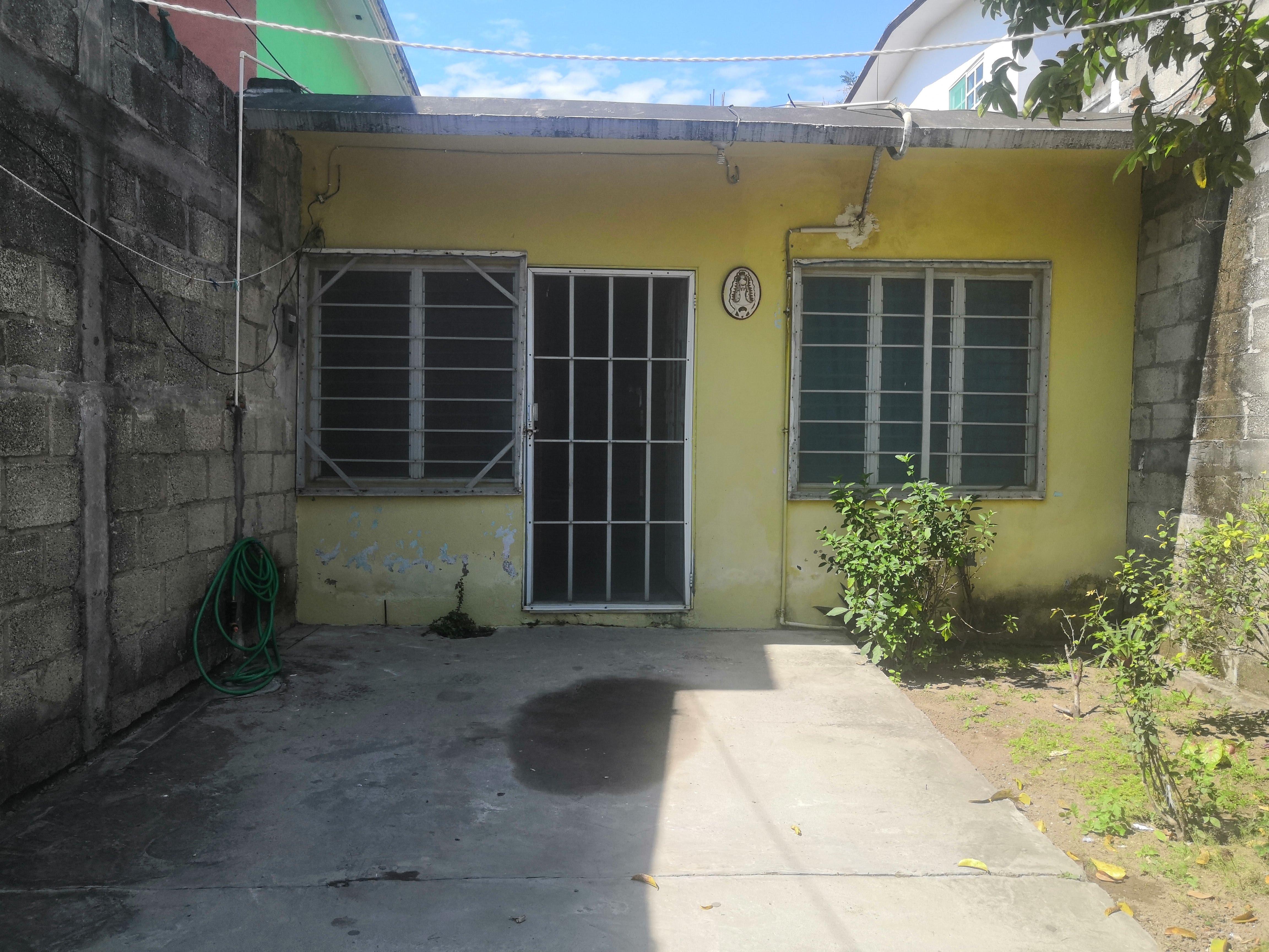 Casa en venta de un nivel en la colonia 16 de Febrero en veracruz, Veracruz