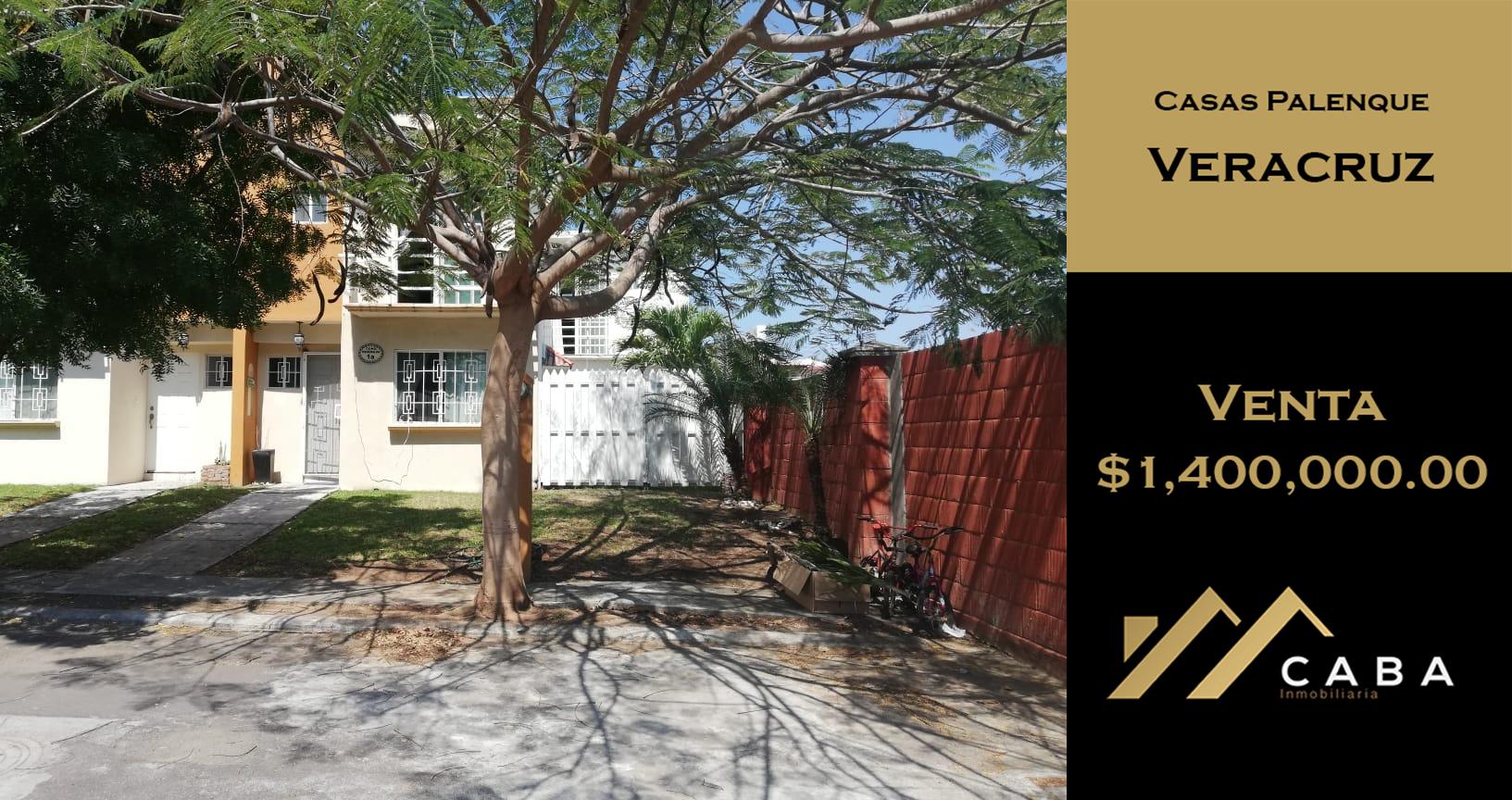 Casa en Venta en Casas Palenque, Ver.