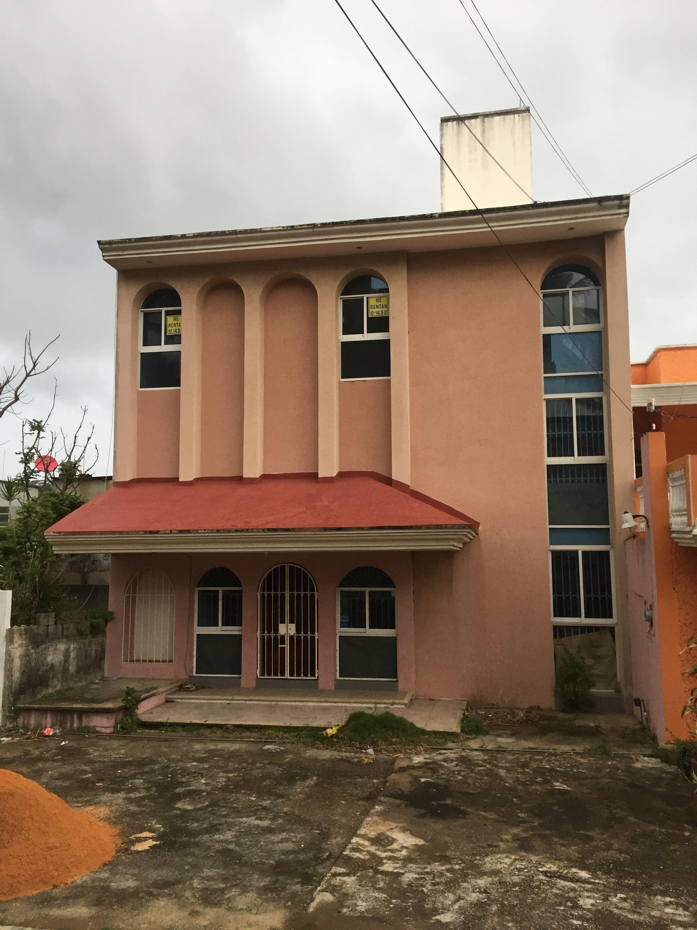 Edificio en renta, Colonia Petrolera, Coatzacoalcos, Ver.