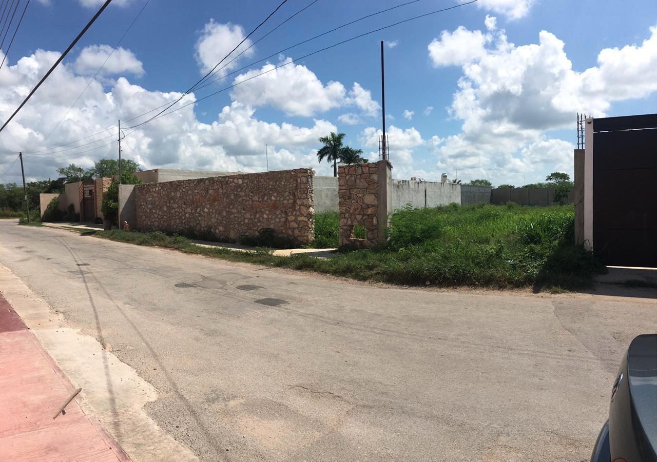 Terreno en venta en Cholul, zona norte de la ciudad de Mérida