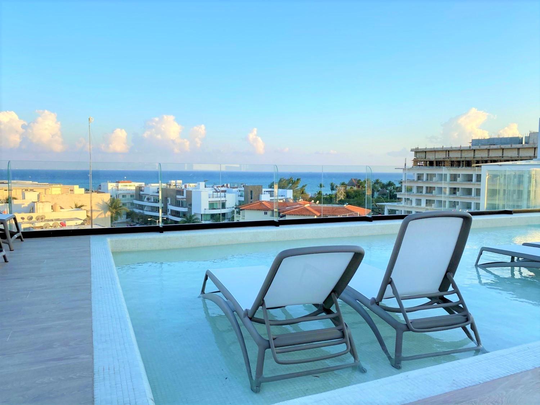 Departamento de lujo listo para estrenar en Venta en la Riviera Maya Quintana Roo