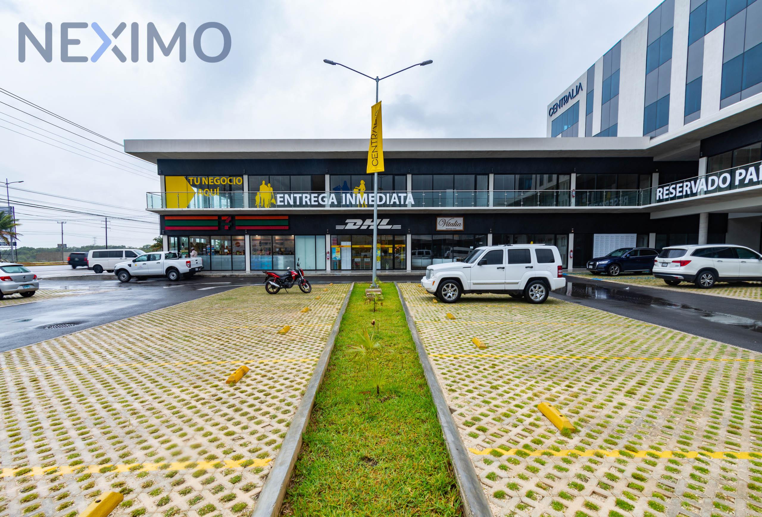 Renta de local comercial en Plaza Comercial Business Park & Plaza, Cancún