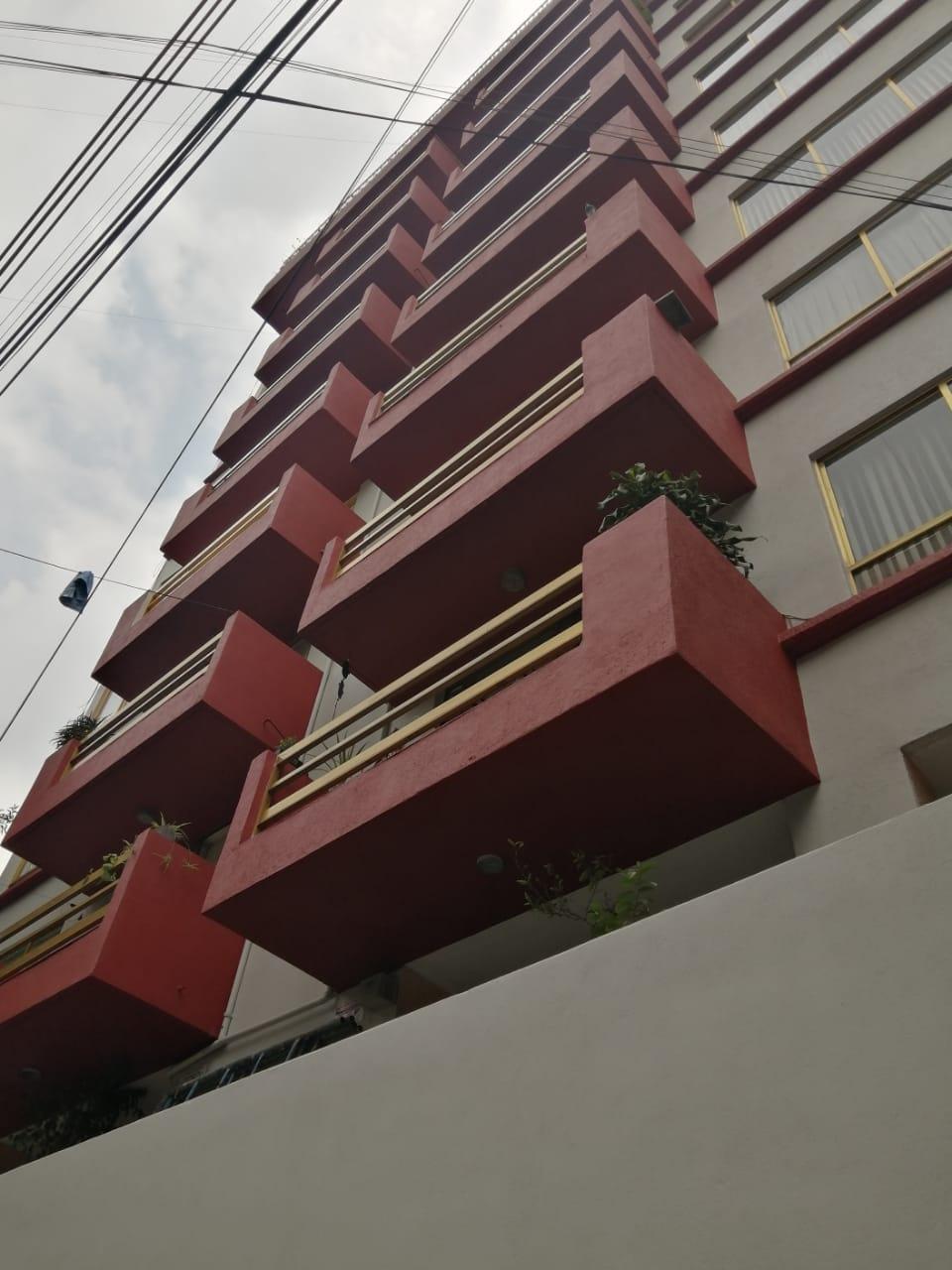 DEPARTAMENTO 100 METROS EN RIO DANUBIO, COL CUAUHTEMOC