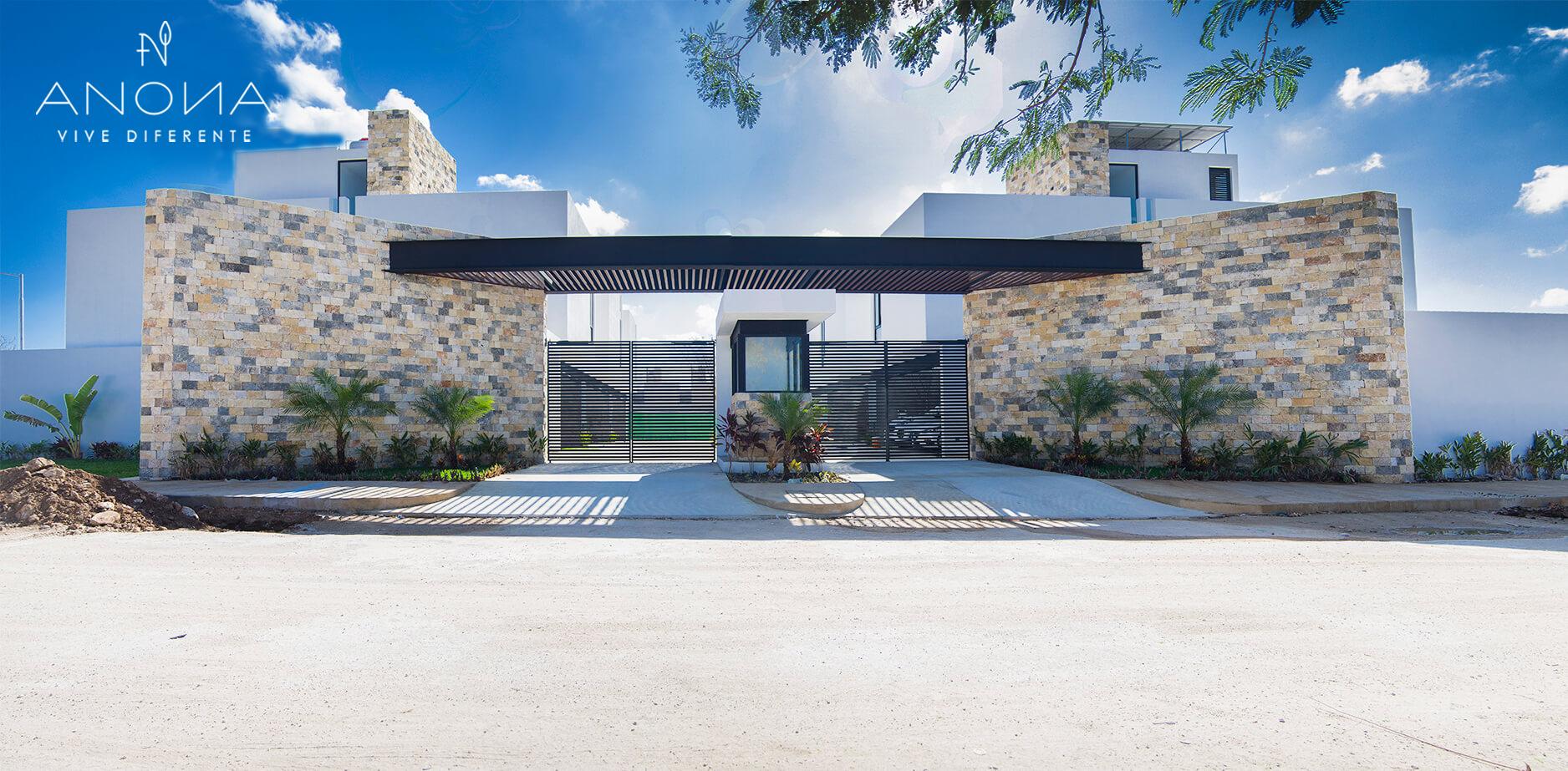 Casa en Privada Anona en Temozón Norte en Mérida Yucatán
