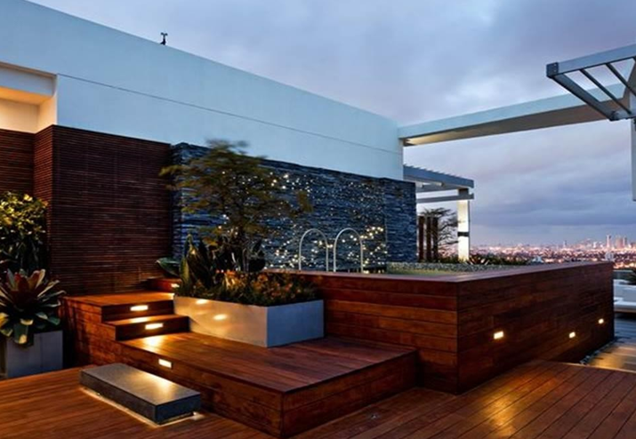 Venta de departamento con Roof Garden en Acacias Contempo (Departamento 8)