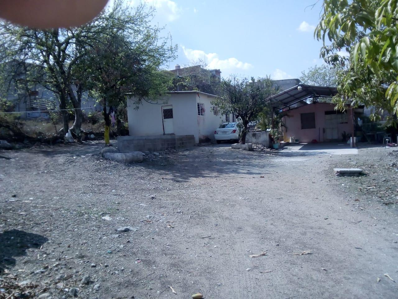 Venta de terreno de 1000 m2 y con servicios en San José Terán, Tuxtla Gutierrez.