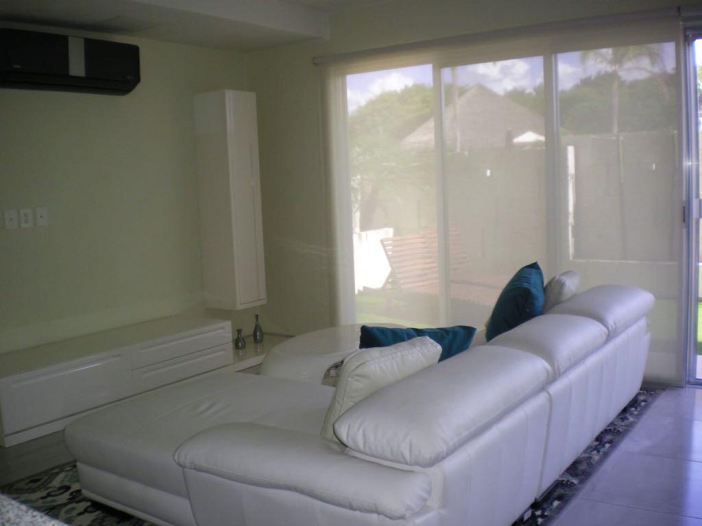 Venta de departamento amueblado en Residencial Taina, Cancún