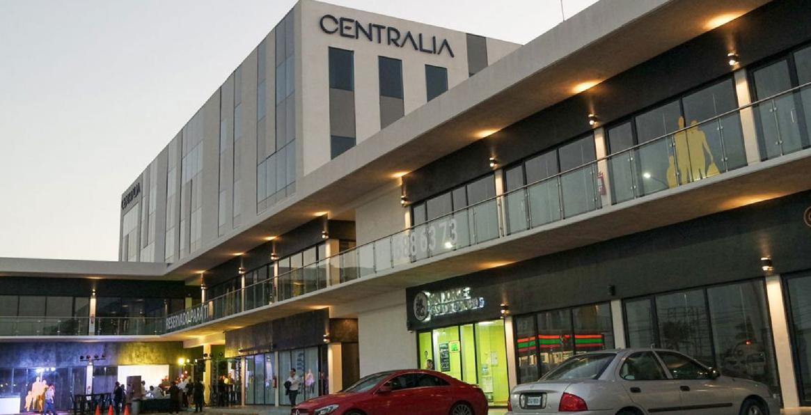 Renta de oficinas, bodegas o locales comerciales en la Avenida Colosio en Cancún