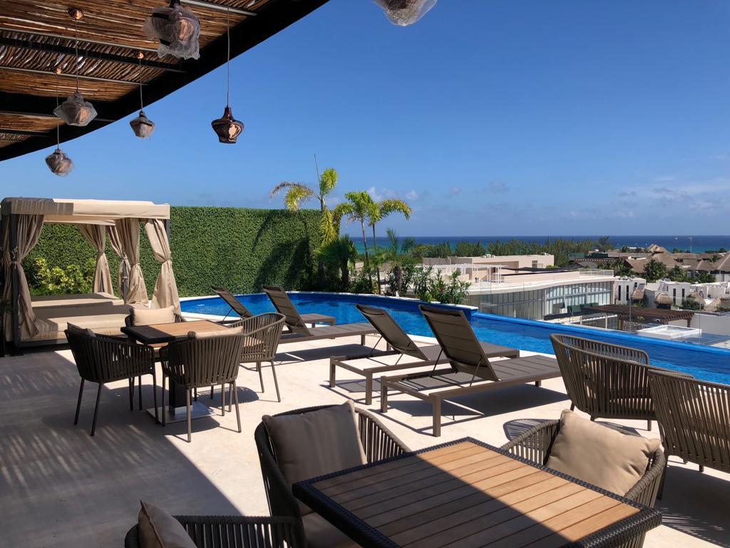 Venta de lujoso estudio en Playa del Carmen