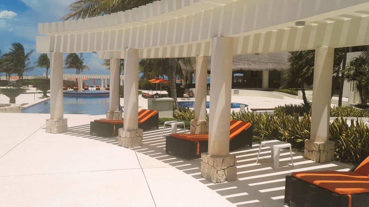 Rento departamento en Residencial Novo Cancún