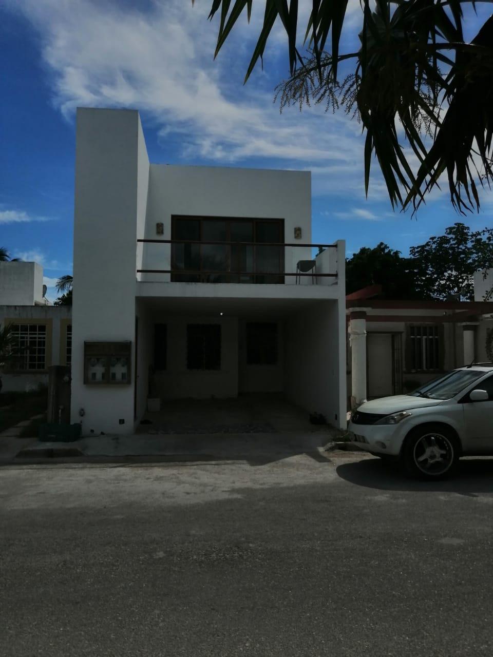 Renta de departamento amueblado en Villas Morelos en Puerto Morelos