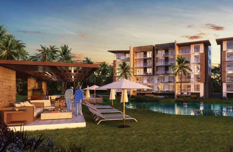 Pre-venta de departamento, colindando con Cancún