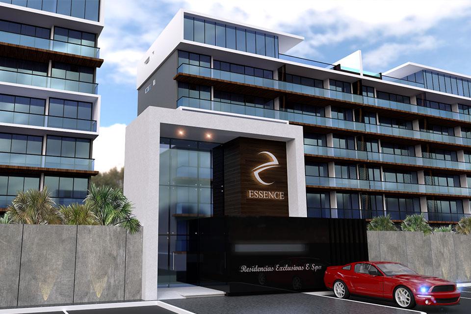 Pre-venta de departamento en lujoso desarrollo en Cancún