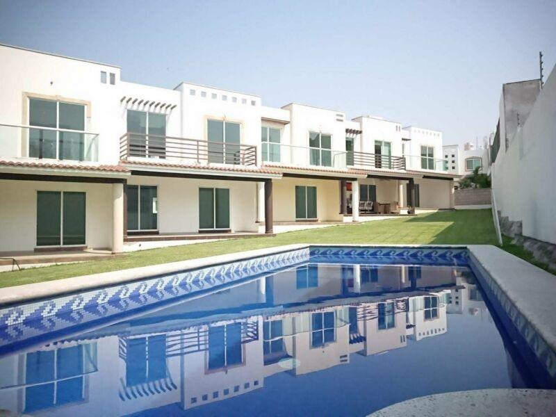 Casa lista para estrenar en venta en Burgos, Temixco
