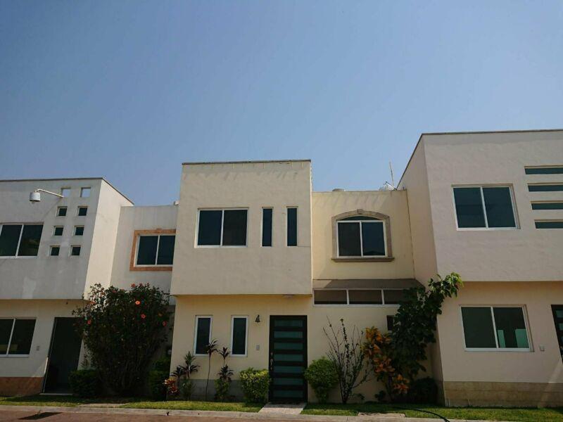 En venta casa nueva en kloster seguro Burgos en Temixco, Morelos