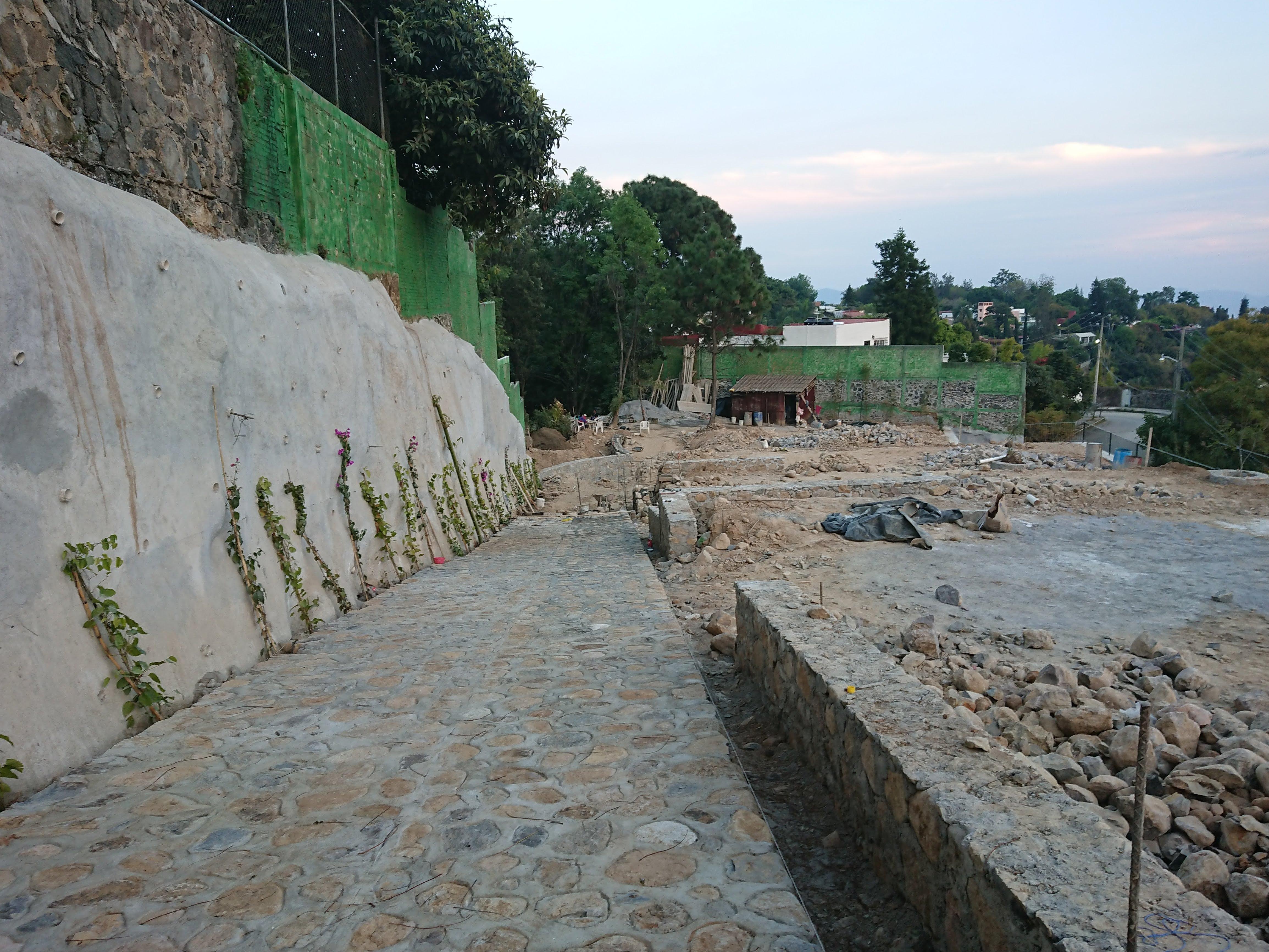 Venta de terreno en Rancho Cortes con vista panorámica en Cuernavaca, Morelos