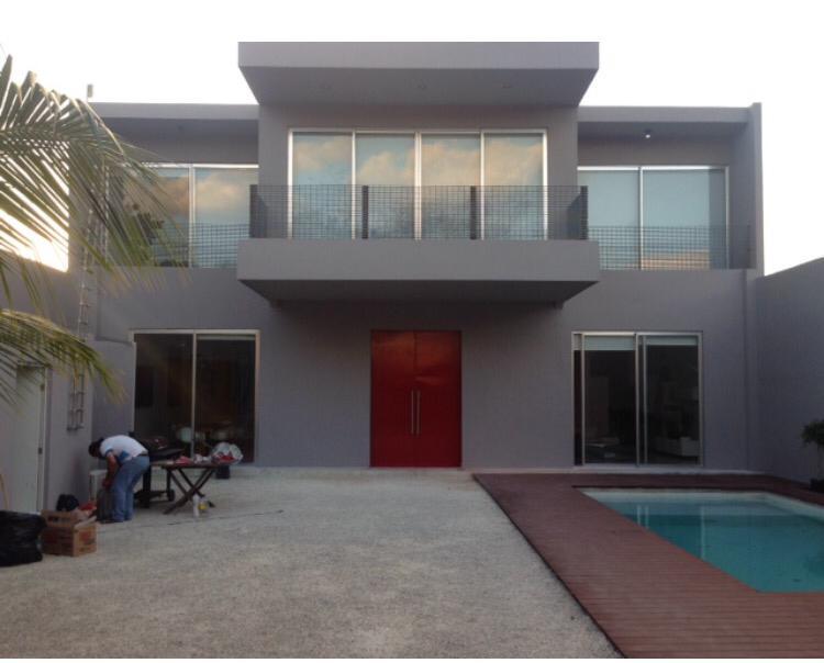 Hermosa casa en renta en Cancún