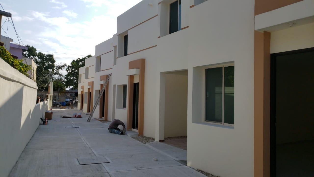 Estrena Casa En Venta En La Colonia Villa Hermosa En Tampico