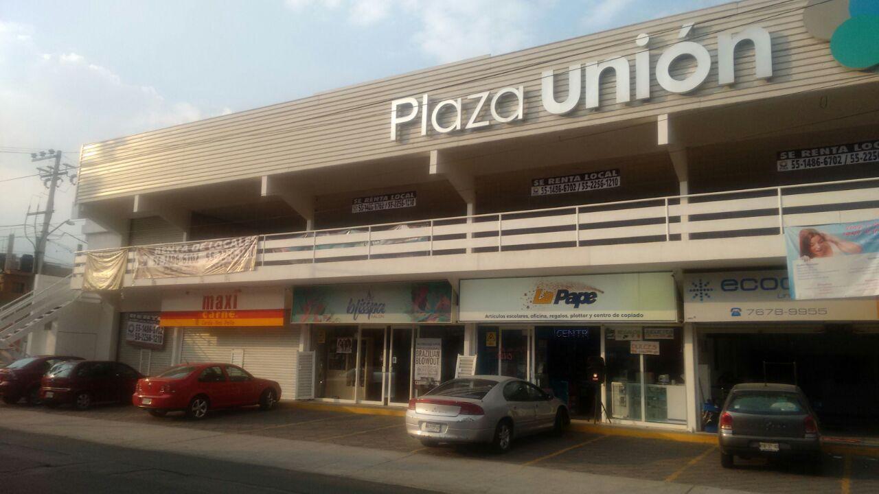 Local en renta en Plaza Unión, Agrícola Pantitlán