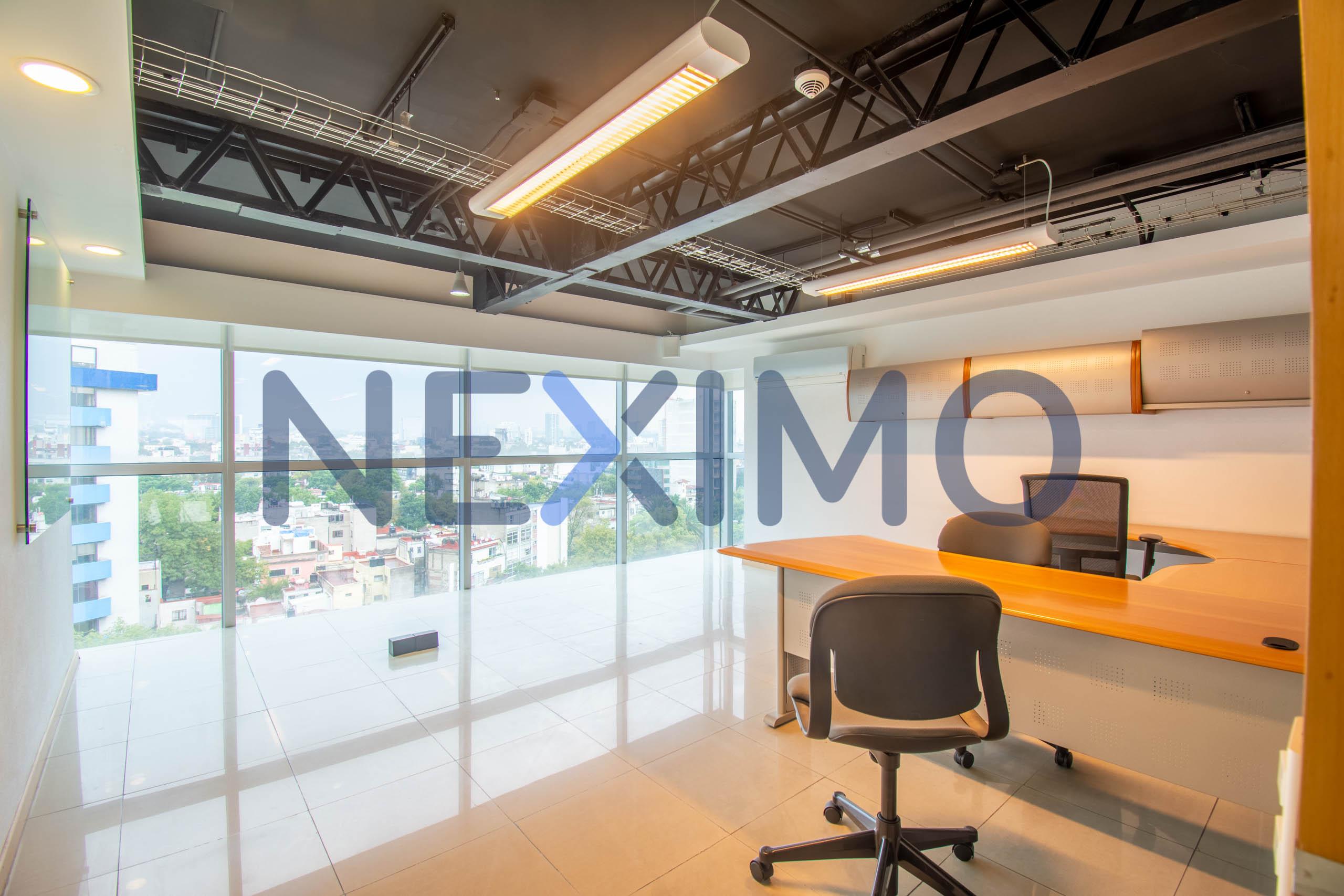 Oficina en Renta en Edificio Corporativo Rápido Acceso