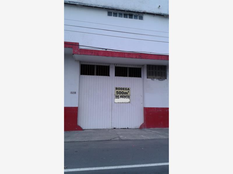 Bodega en renta en la zona centro de Veracruz, Veracruz