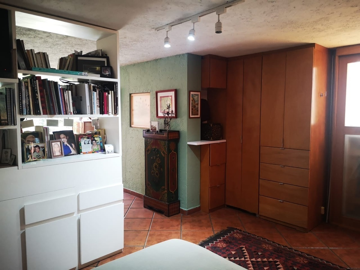 Departamento amueblado en renta, Ex-Hacienda de Guadalupe, Álvaro Obregón.CP.- 01050 Chimalistac