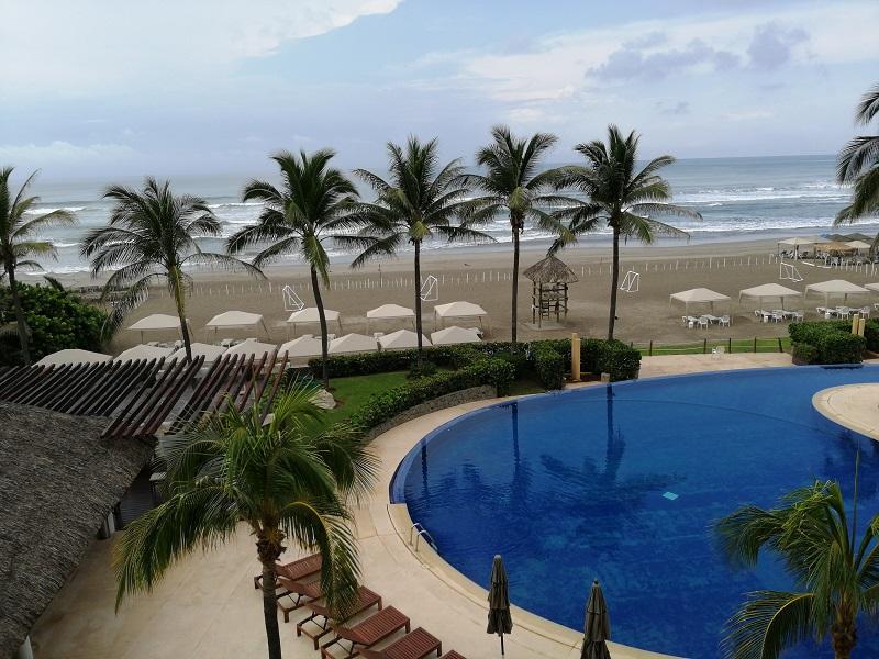 Depto en Cond. Palmeiras, Acapulco frente al mar