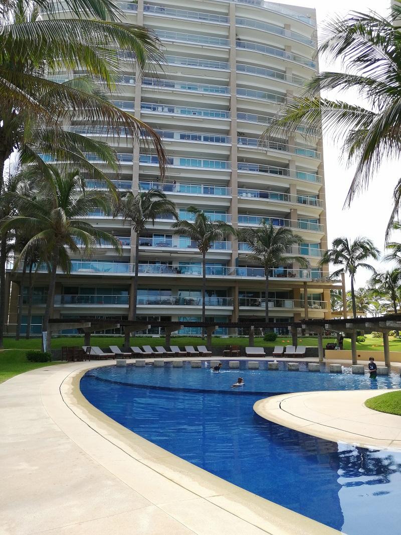 Venta. Depto en Cond Palmeiras, Acapulco