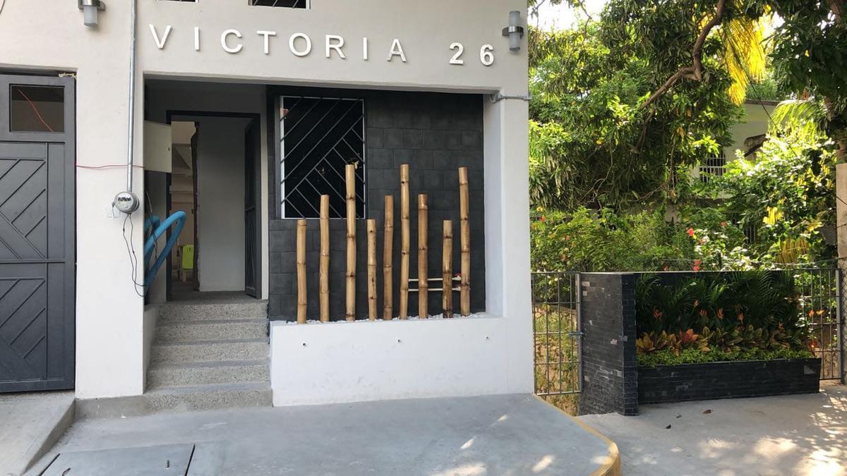 Departamentos en venta en el Condominio Victoria en Costa Azul, Acapulco