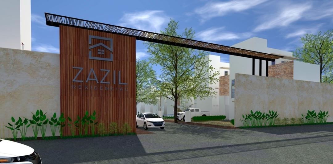 Casa con recámara en planta baja a la venta en Zazil Residencial