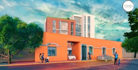 Departamento en venta en Tokken Azcapotzalco, CDMX