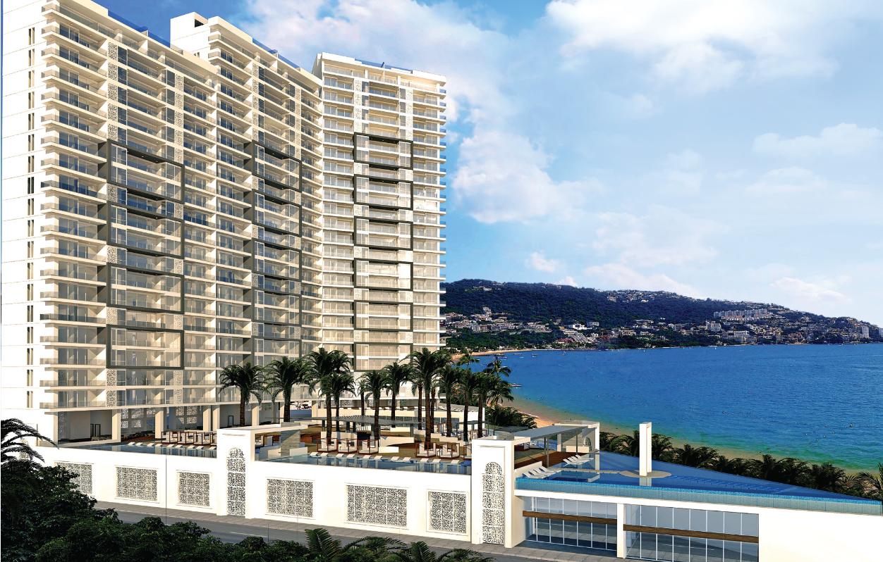Costa Azul Acapulco, Venta de Departamentos frente al mar.