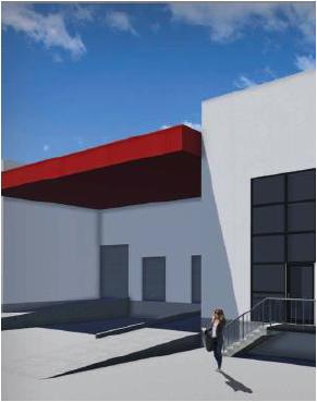 Nave Industrial con una superficie de 570 m2