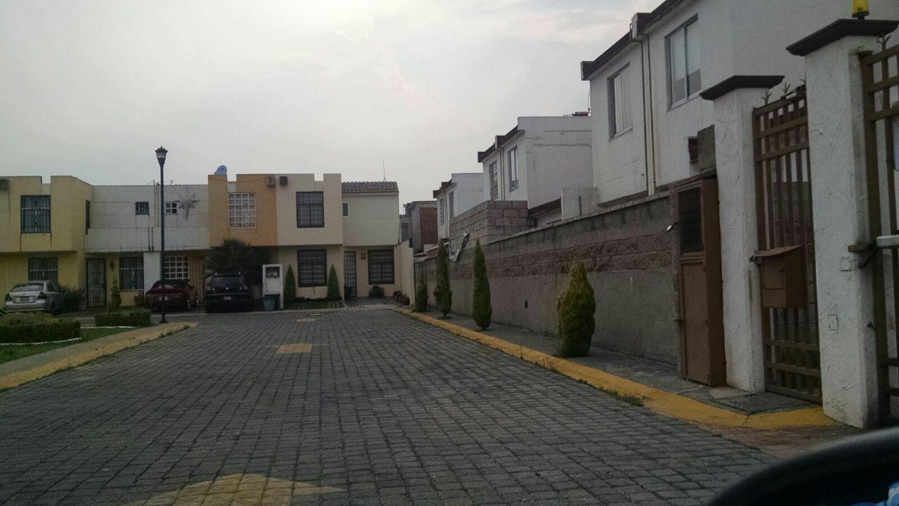 Casa en venta condominio Los Cedros, Lerma, Estado de México
