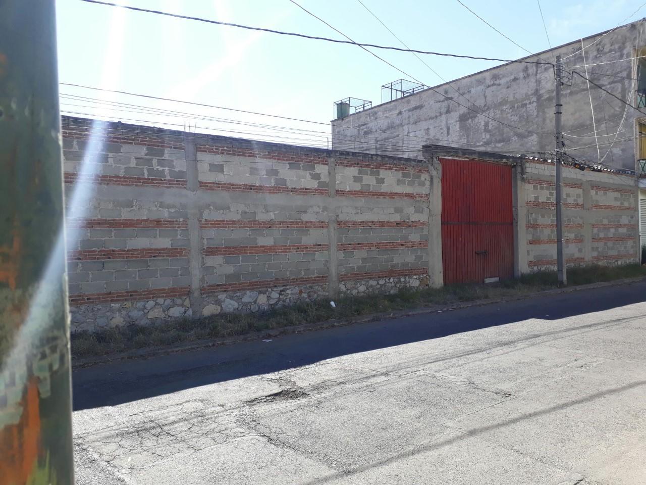 TERRENO EN VENTA, COL. BUGAMBILIAS,PUEBLA,PUE.