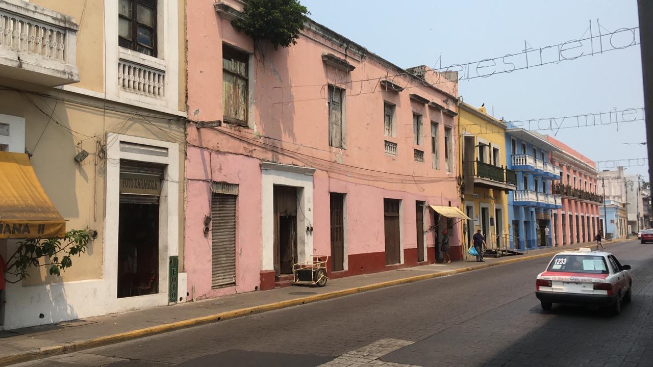 Edificio en Renta en el Centro de Veracruz CP. 91700