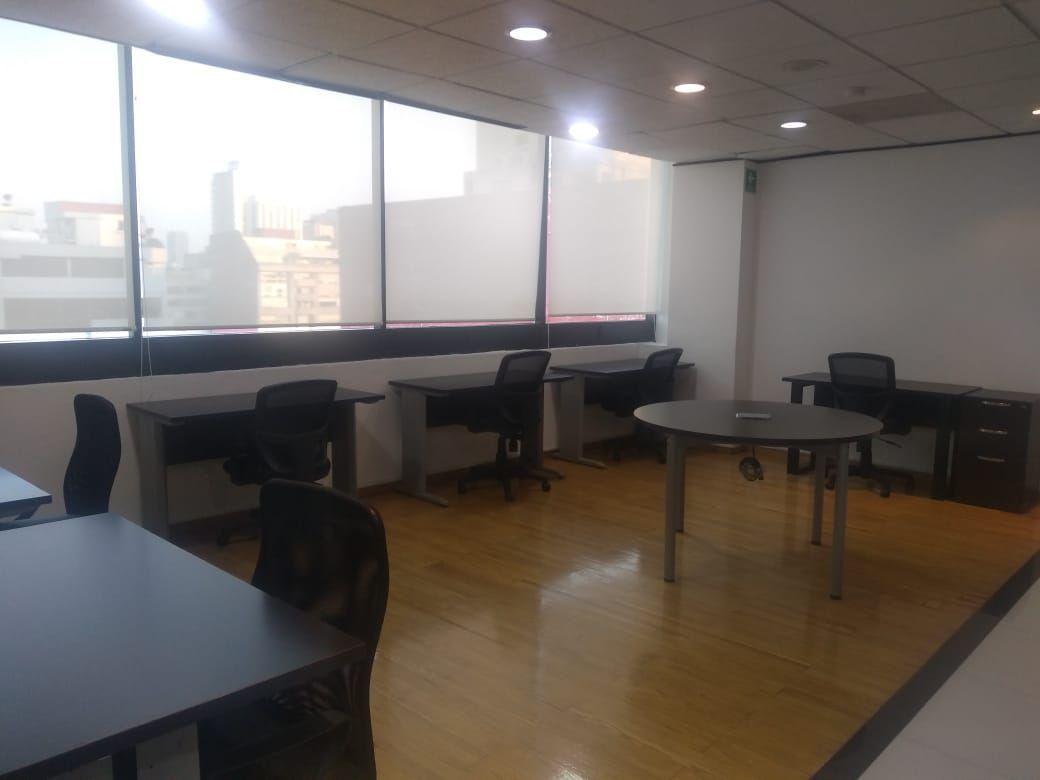 Oficina Amueblada - Polanco