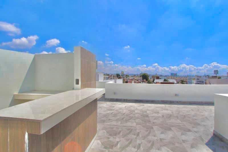 Céntrico departamento en Reforma Agua Azul