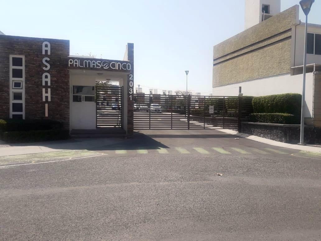 Casa en Renta en Queretaro  en el Fraccionamiento Palmas Cinco Asahi