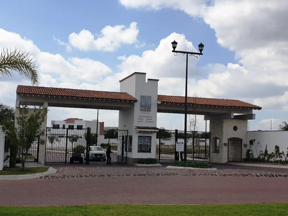 Terreno en Venta en Ciudad Maderas, el Marques Queretaro, Condominio Cipres