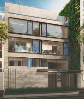 Departamentos en venta en Anatolia Residences Polanco