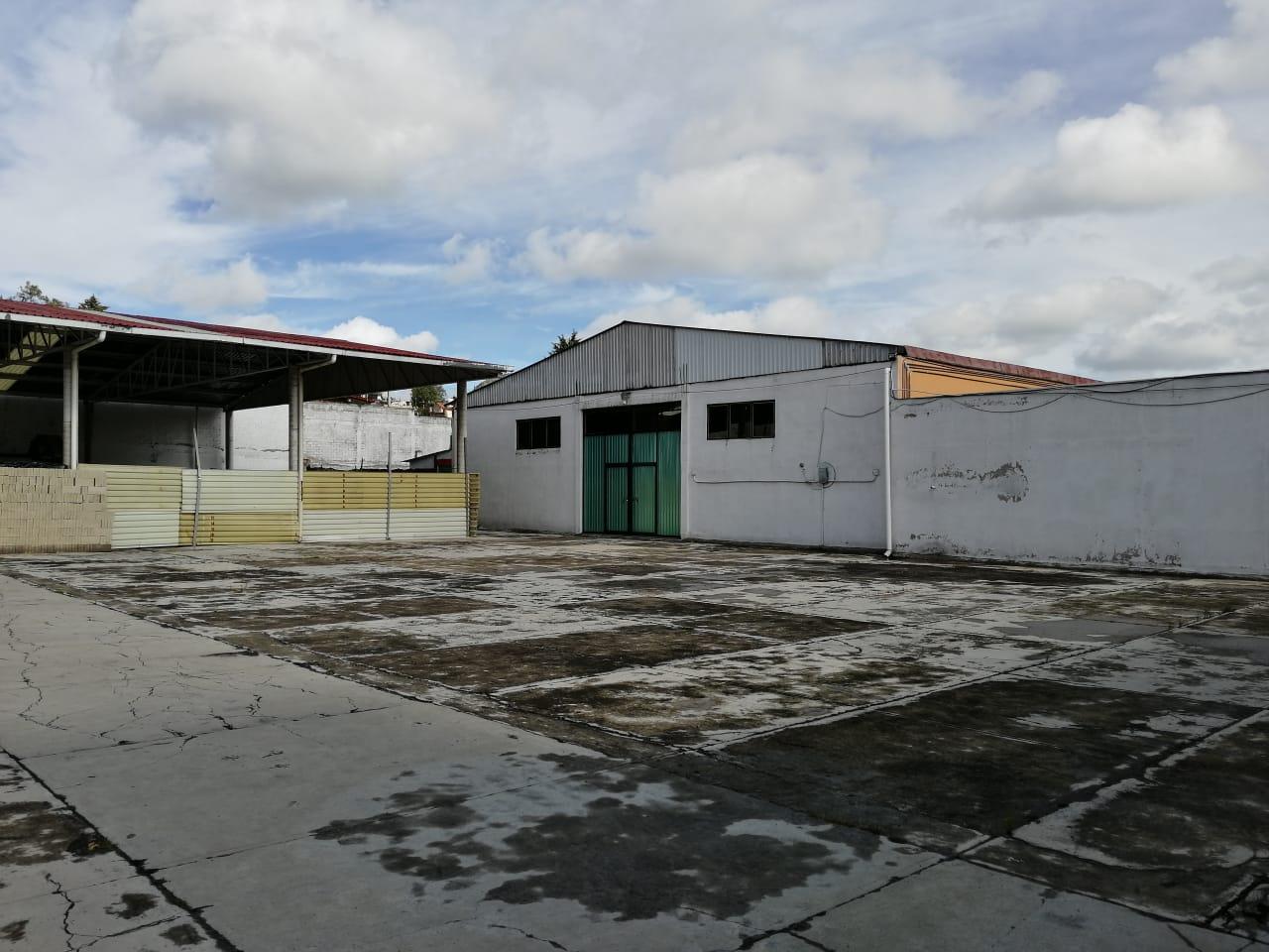 Bodega en renta, Toluca, Estado de México