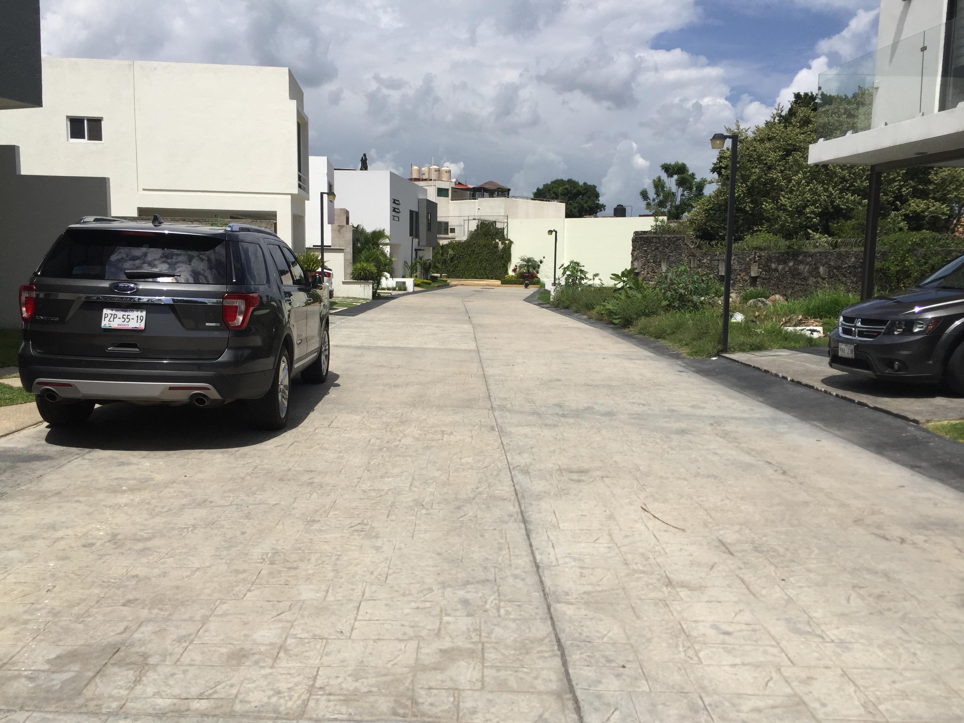 Terreno en venta en Los volcanes Cuernavaca