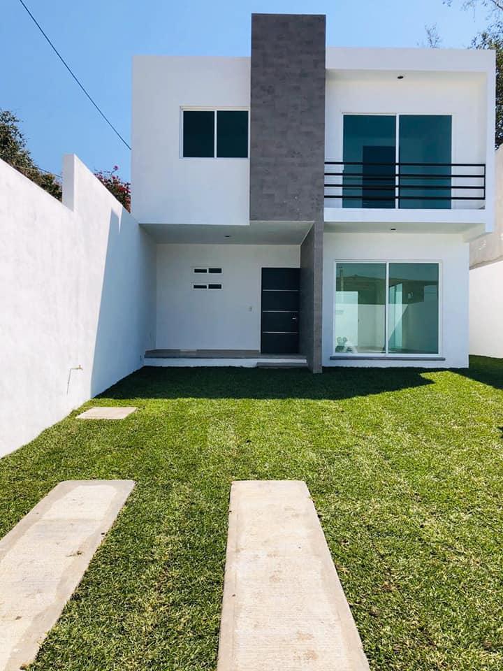 Casa Sola Nueva en Preventa con Alberca en Zona Sur de Morelos