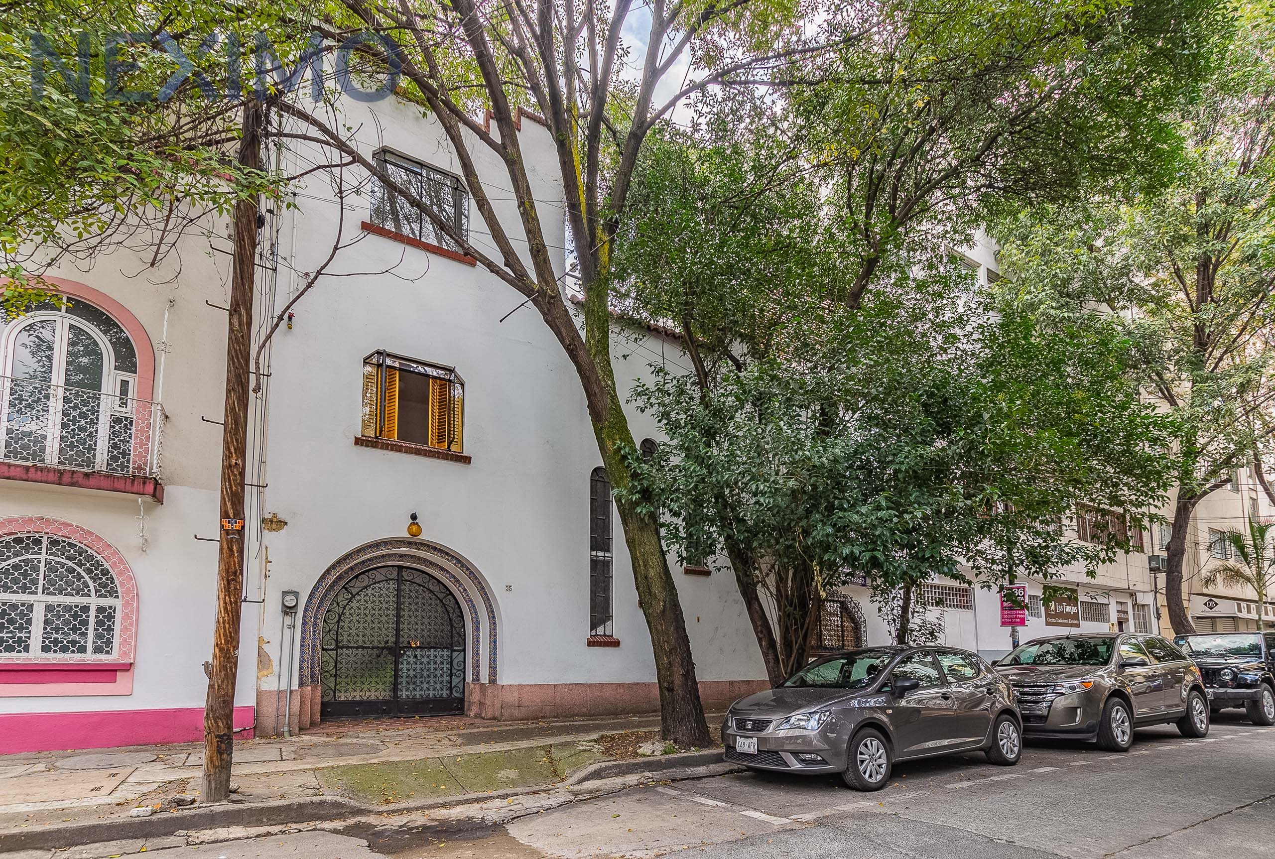 Casa en renta en la Colonia Cuauhtémoc