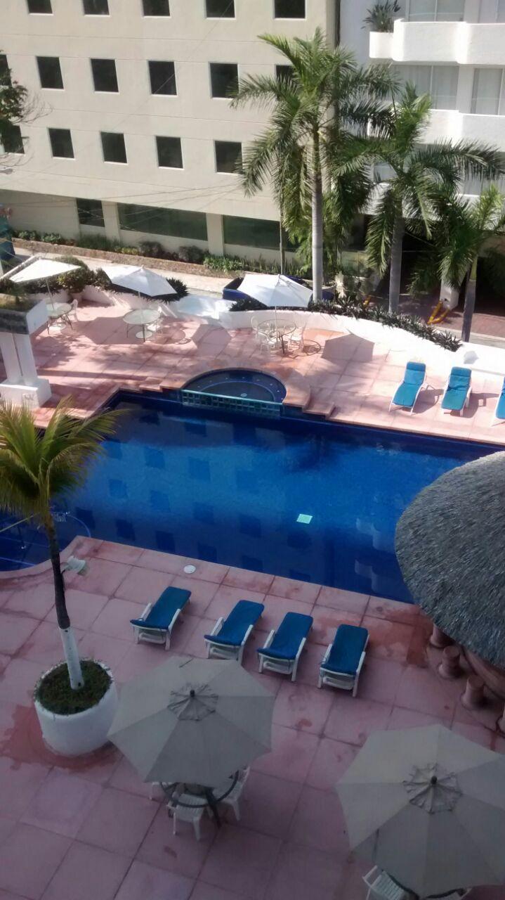 Departamento en renta en Acapulco, cerca del mar