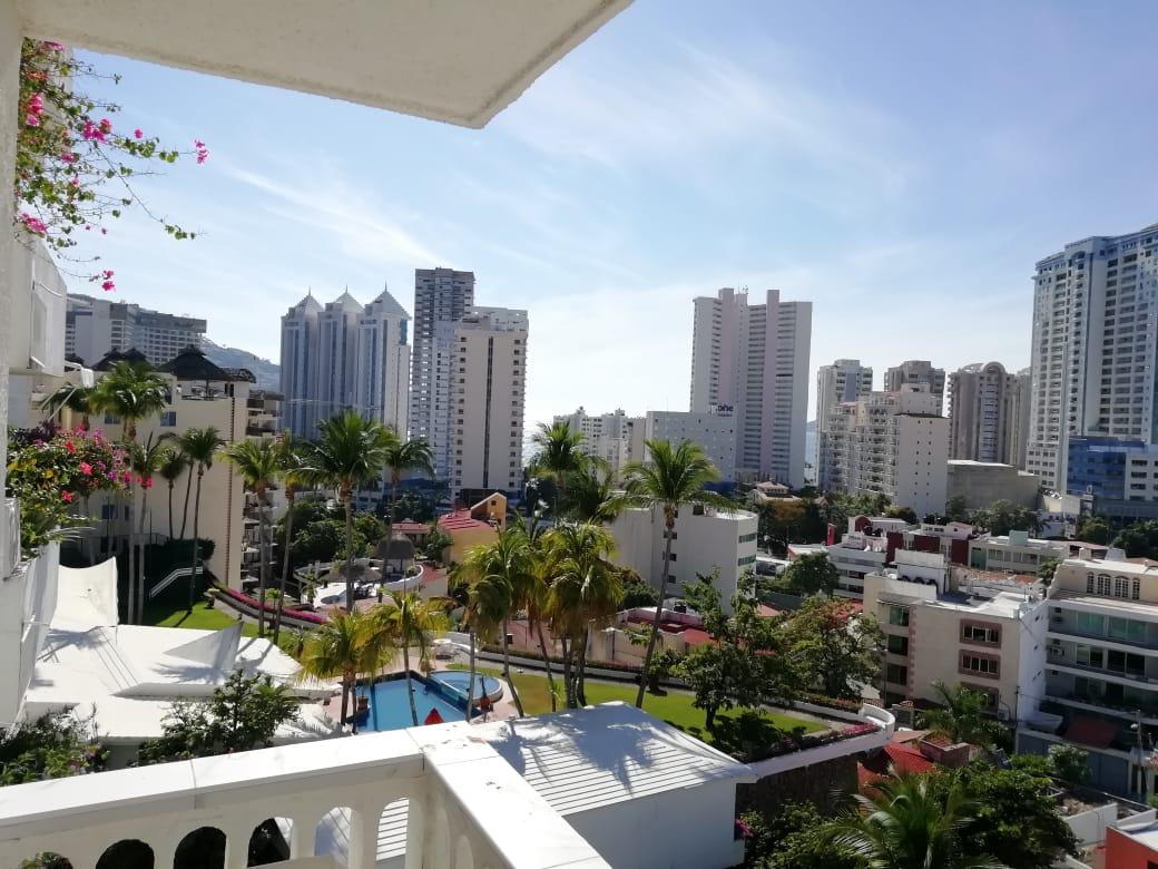 Departamento en renta por noche  en Costa Azul, Acapulco