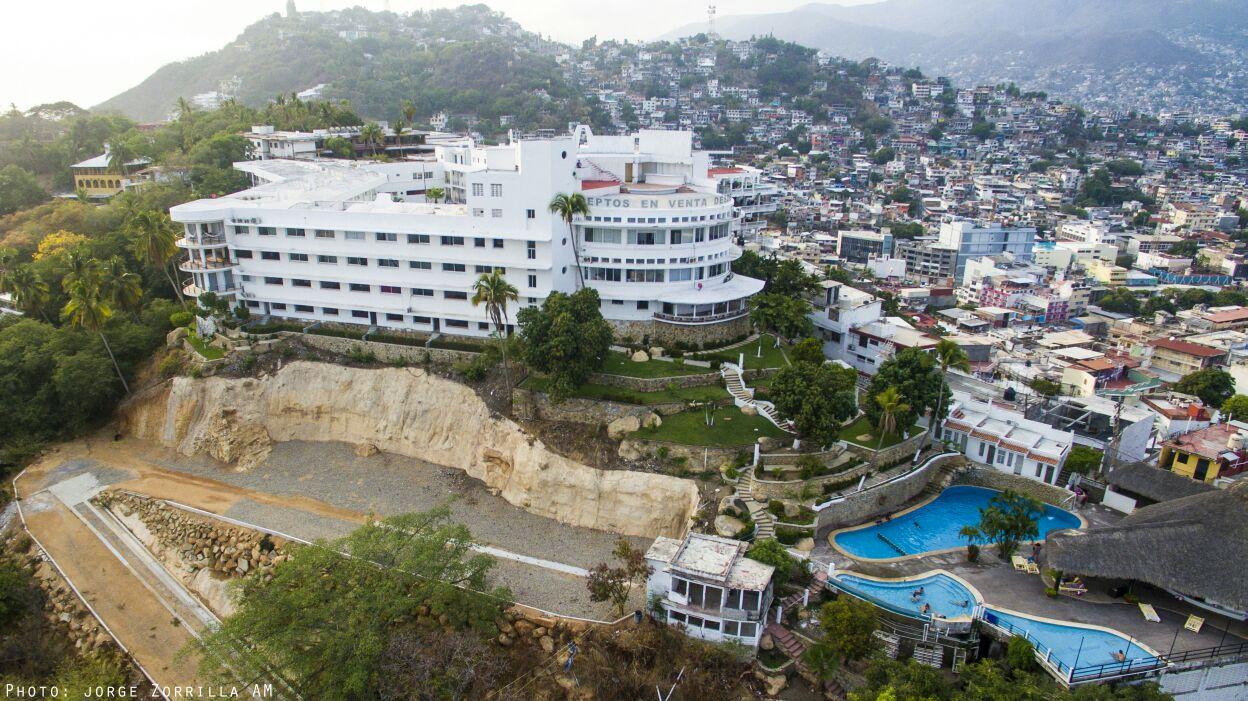 Departamento con vista al mar en venta en Casa Blanca, Acapulco