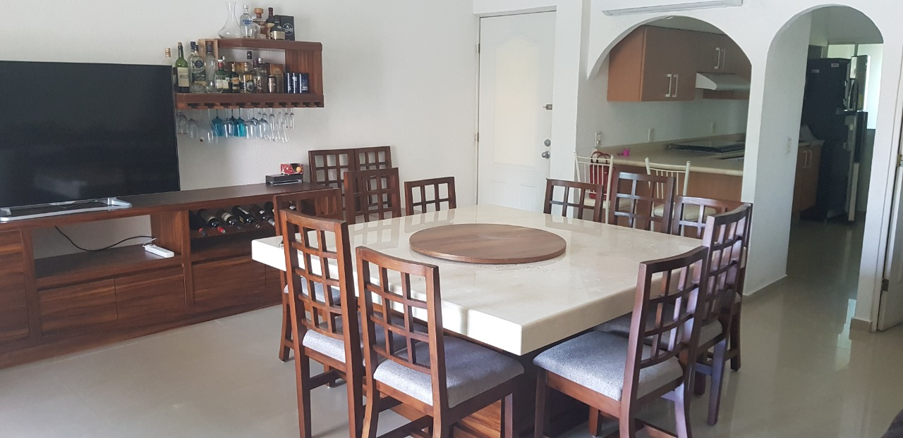 Venta de departamento PH en Diamante Lakes, Acapulco Diamante